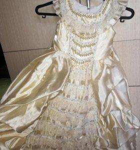 Платье принцессы Бэль