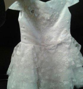Платье красивое .