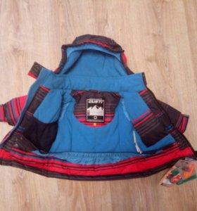 Новая куртка Gusti 80+