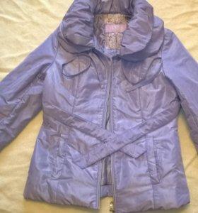 Куртка женская весна осень