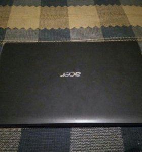 Продам ноутбук Acer aspire 5750g