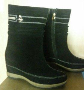 Зимняя женская новая обувь