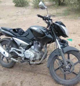 Мотоцикл Cronus Storm 200в Комсомольске-на-Амуре