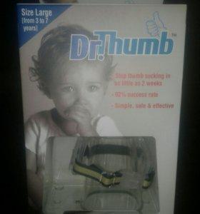 Насадка на пальчик ребенка Доктор Тамб