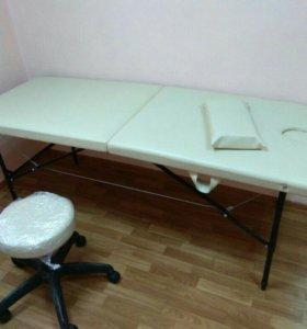 Массажный стол новый