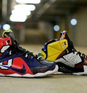 Кроссовки Nike Lebron 12, 40-46р