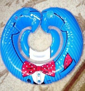Круг на шею для плавания новорождённых