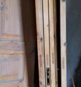Двери дервяные