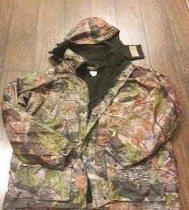 Куртка для охоты или рыбалки