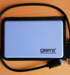 """USB 3.0 бокс для HDD 2.5"""""""