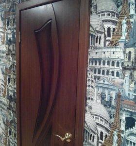 Двери с монтажем