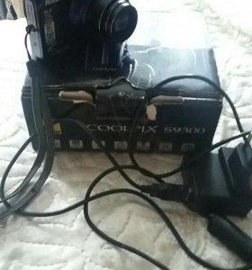Nicon coolpix s9300