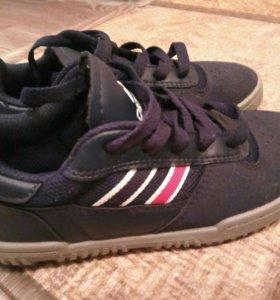 Новые кросовки demix