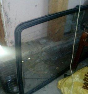 Заднее стекло на ваз 2104