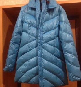Пуховик новый( куртка зимняя) Finn flare
