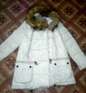 Зимняя куртка, пуховик, тёплый