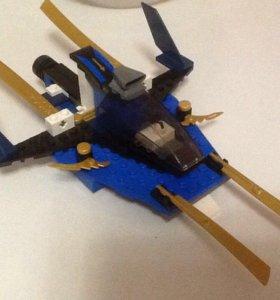 Галактический самолет( Лего)