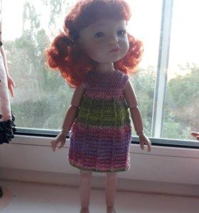 Кукла Берхуан и Джолина балерина
