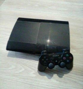 PlayStation3 Super Slim.