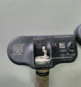 Датчики уровня воздуха в шинах