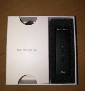 USB DAC SMSL X4 цап