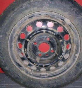 Б/у шины на дисках