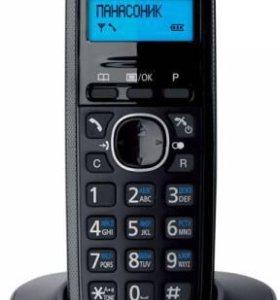 Домашний радио телефон panasonic
