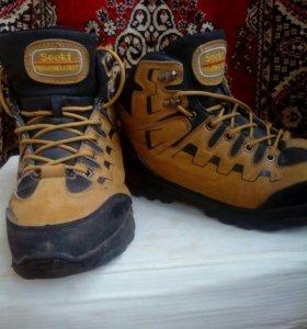 Ботинки б/у зима