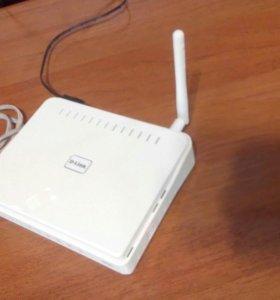 WiFi роутер D-Link DIR300 NRU B5