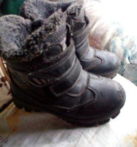 Детские зимние сапоги по 200 р