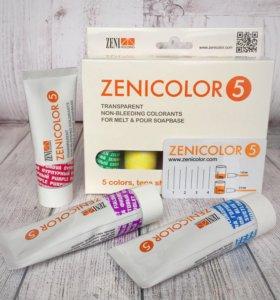 Набор красителей ZENICOLOR 5