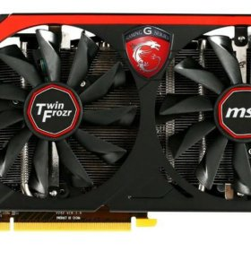 Видеокарта MSI GeForce GTX 770 2GB