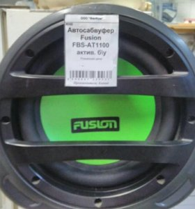 Сабвуфер Fusion FBS-AT1100