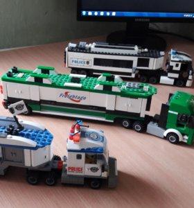 машинки LEGO(аналоги)