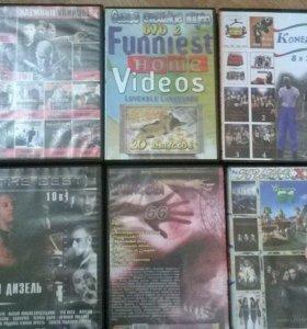 DVD диски