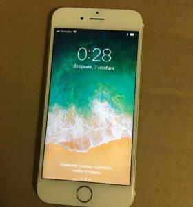 iPhone 6s gold 16gb