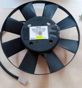 Мотор радиатора ВАЗ 2103-2115