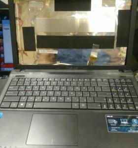 Корпус ноутбука asus x55a