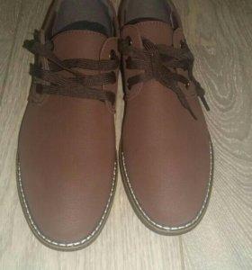 Мужские демисезонние ботинки
