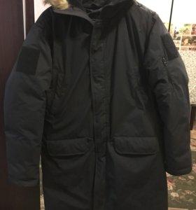 Продам куртку Аляску ВМФ