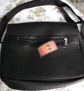 сумка-портфель (можно для нетбука)