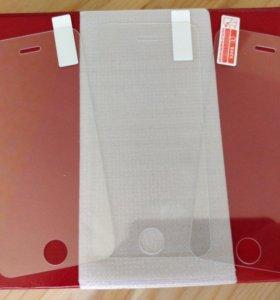 Защитное стекло на Iphone 4, 4s, 5, 5S, SE.