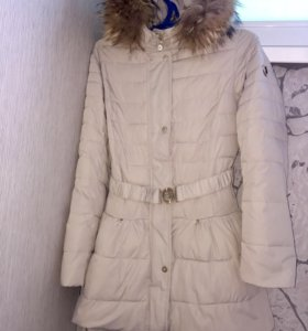 Зимняя куртка- пальто (PULKA)