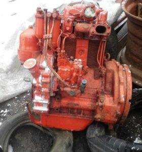 Мотор отМ-16
