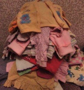 Детская одежда до роста 80