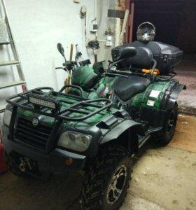 Квадроцикл cf500-2a
