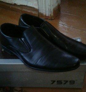 туфли в отличном состоянии размер 41