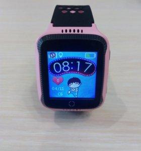 Детские часы с GPS трекером Smart Baby Watch Q528