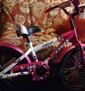 Велосипед Стелс 16 дюймов