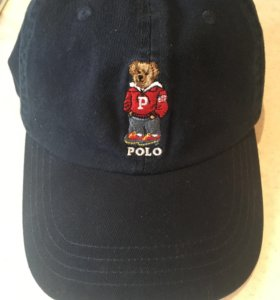 Бейсболка Polo Ralph Lauren Bear